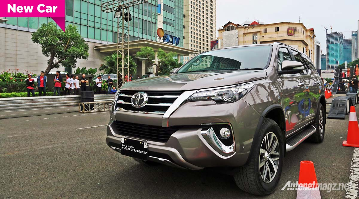 all new toyota fortuner 2016 indonesia