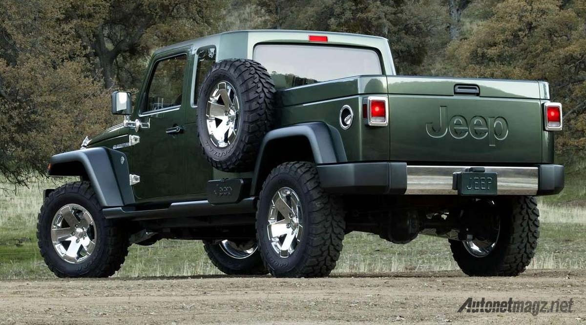 2016 Jeep Concept Truck | Autos Post