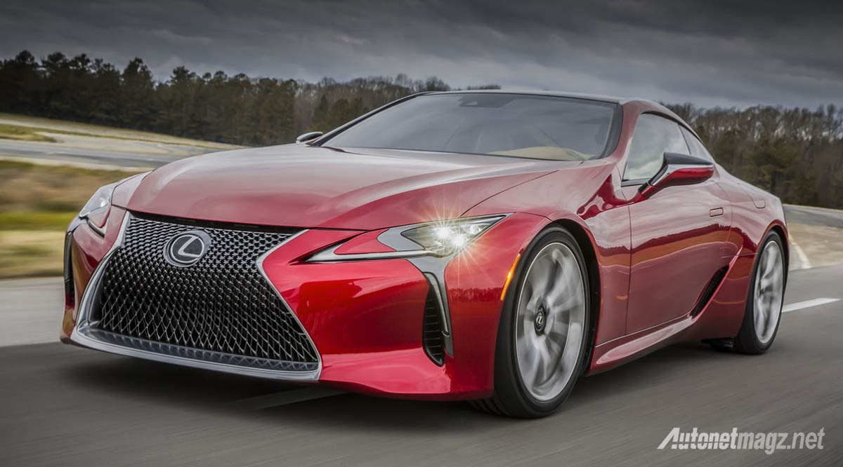 lexus lc 500 wallpaper