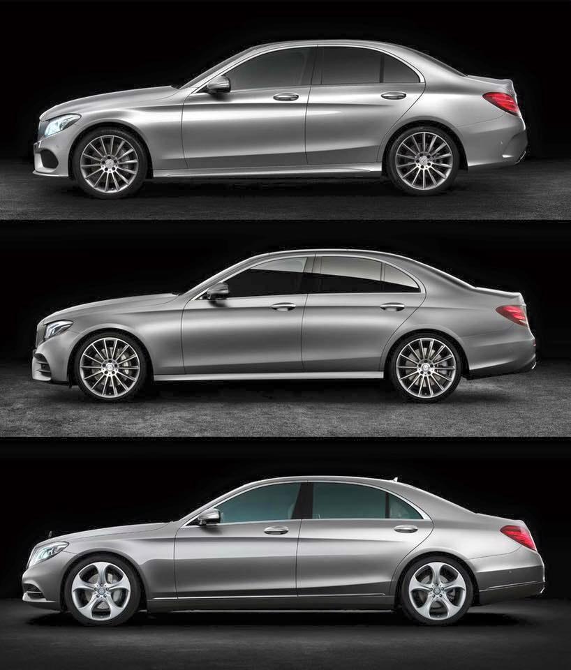 Inilah Mercedes Benz E-Class 2017 Baru, Apa Pendapatmu?
