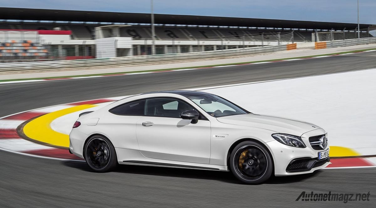 mercedes benz c63 amg s coupe