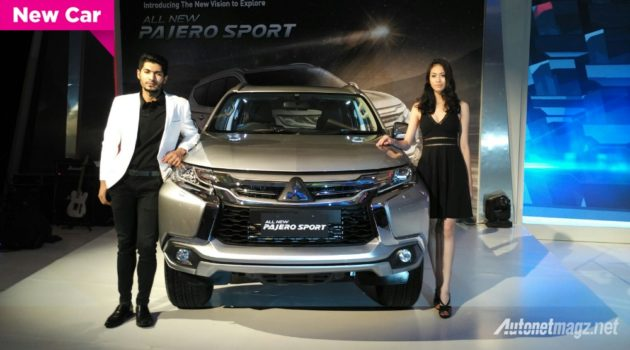 Pajero Sport 4x4 Indonesia.html | Autos Weblog