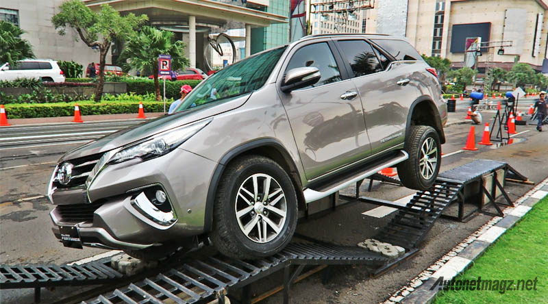 toyota fortuner 2016 4wd indonesia