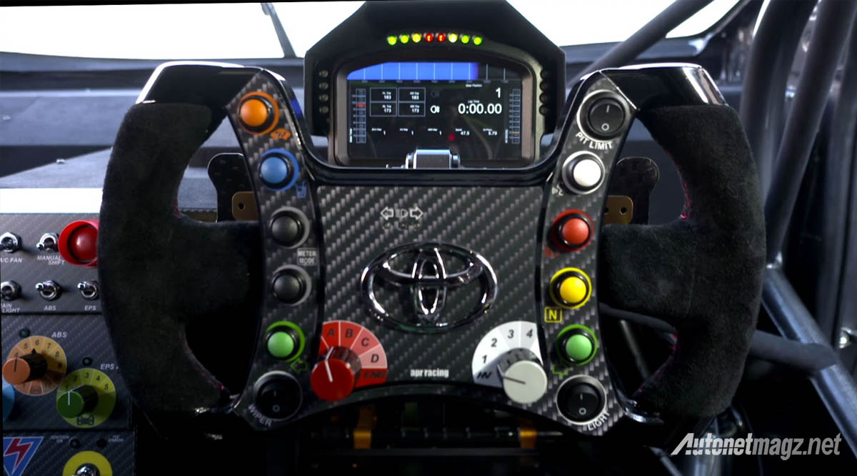 toyota prius gt300 steering wheel