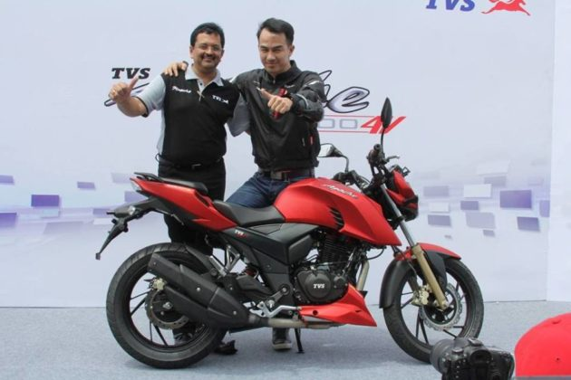 tvs-apache-rtr-200-4v-launching