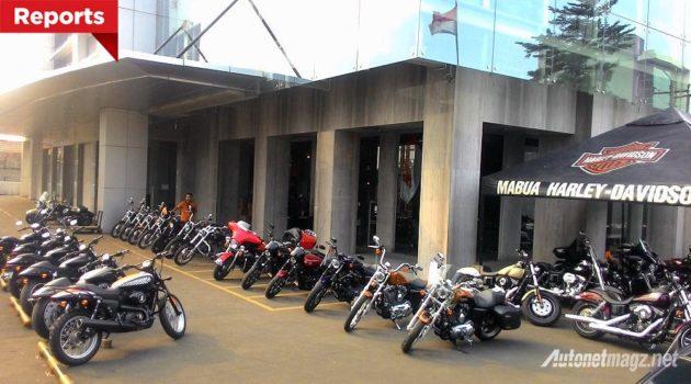 APM Harley-Davidson di Indonesia Mabua dikabarkan akan tutup