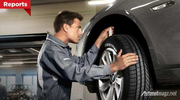 BMW Tire Coverage asuransi ban BMW Indonesia dari Allianz