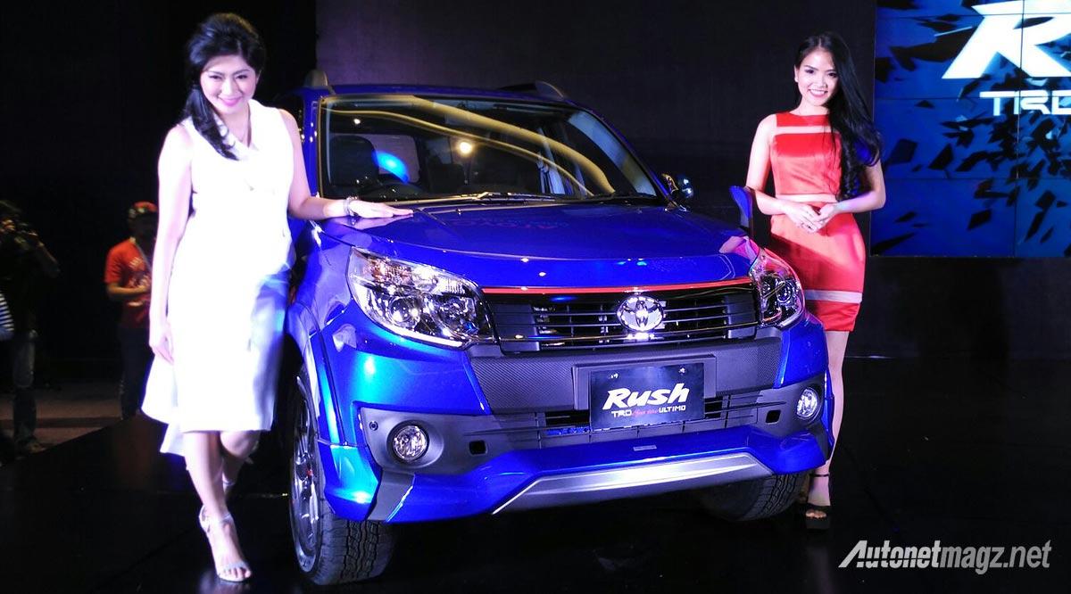 Harga Toyota Rush TRD Sportivo Ultimo 2016