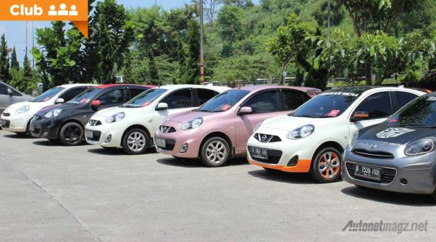 Klub Nissan March Owner Indonesia Club