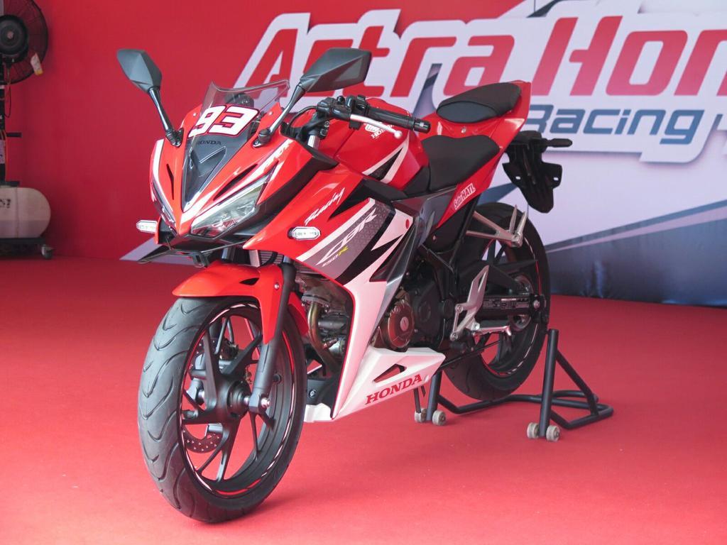 New Honda CBR150R Indonesia