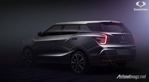Ssang-Yong-XLV-7seater-teaser-rear