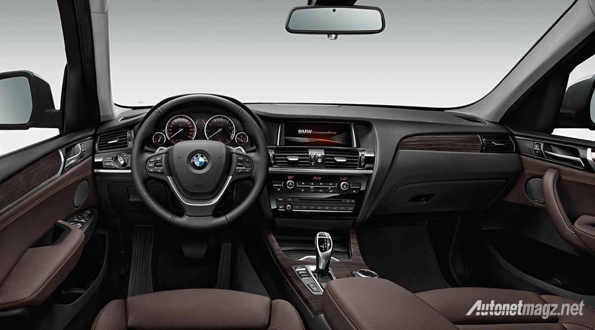 bmw x3 2015 interior