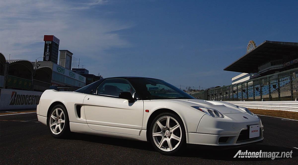 Honda Nsx R >> Honda Nsx R Autonetmagz Review Mobil Dan Motor Baru