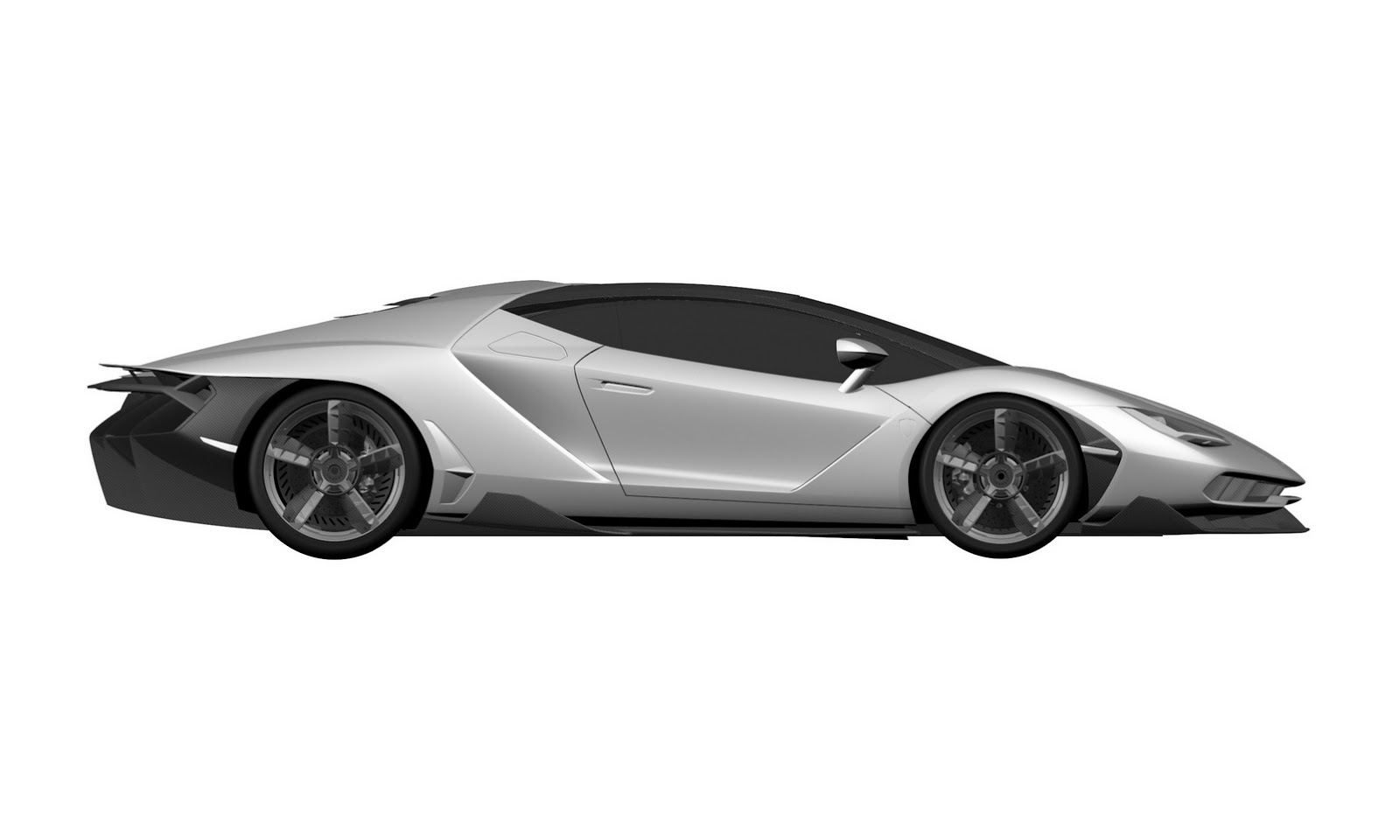 lamborghini centenario right