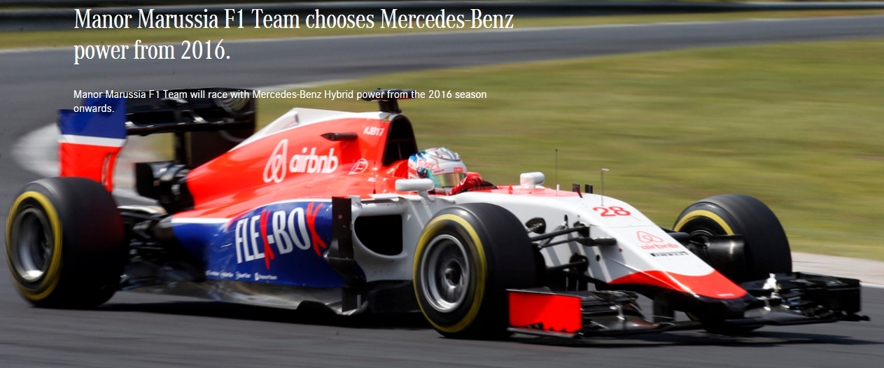 , manor racing team: manor racing team