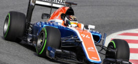 manor racing mrt05 f1 2016