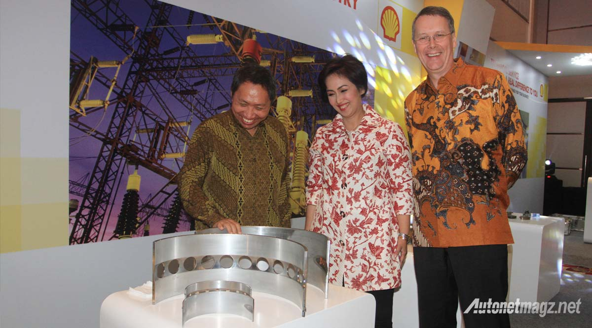 pameran shell indonesia
