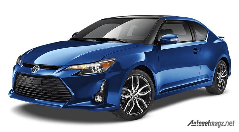 Toyota Resmi Membunuh Merek Scion Autonetmagz