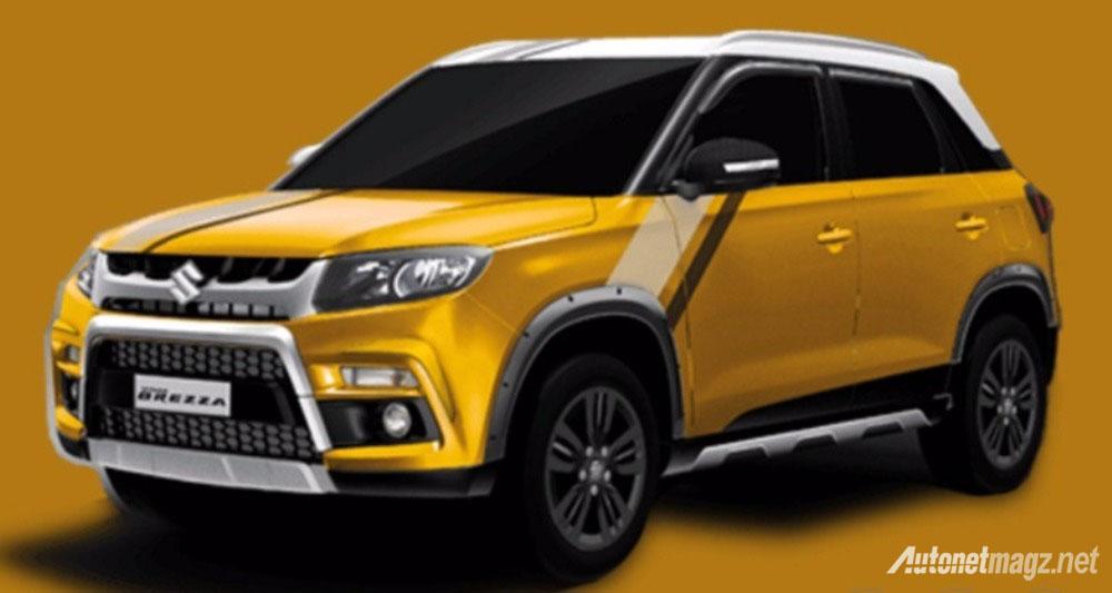 Suzuki Vitara Indonesia