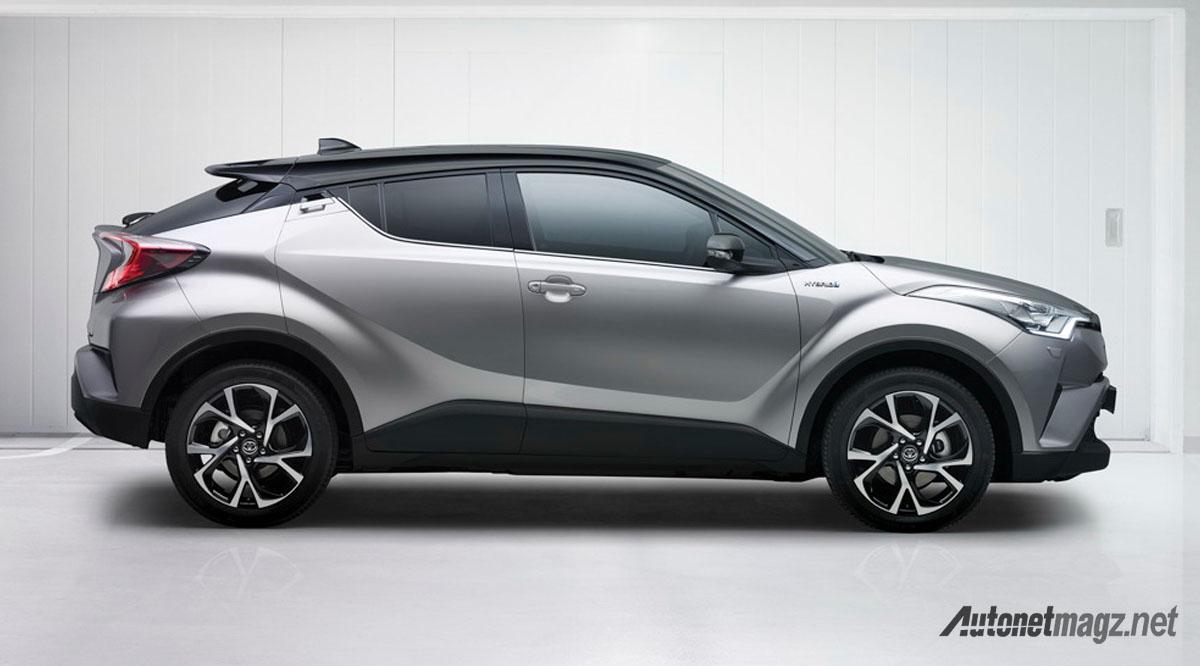 Berikut Ini Opsi Mesin Toyota C HR AutonetMagz