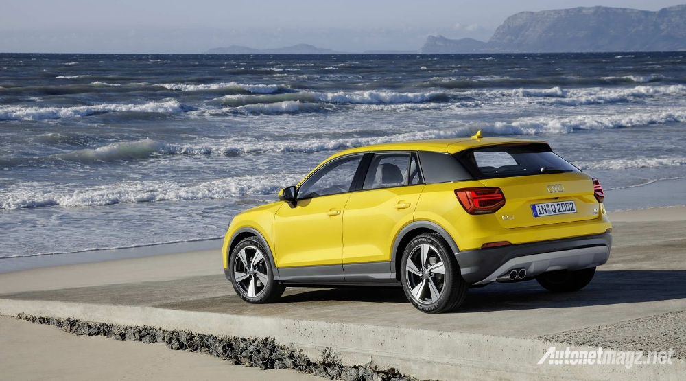 audi q1 akan meluncur di tahun 2020 kembaran vw t cross autonetmagz. Black Bedroom Furniture Sets. Home Design Ideas