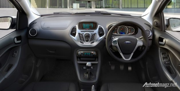 Ford-Figo-2016-dashboard