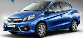 Honda Brio baru 2016 versi sedan New Amaze facelift