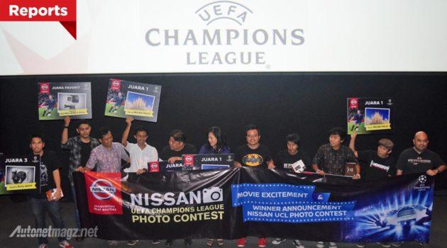 Pemenang Nissan UEFA Champion League Photo Contest Indonesia