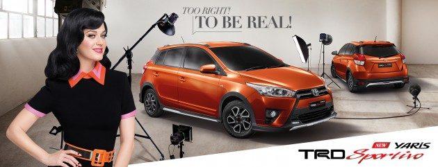 Toyota Yaris TRD Sportivo Facelift