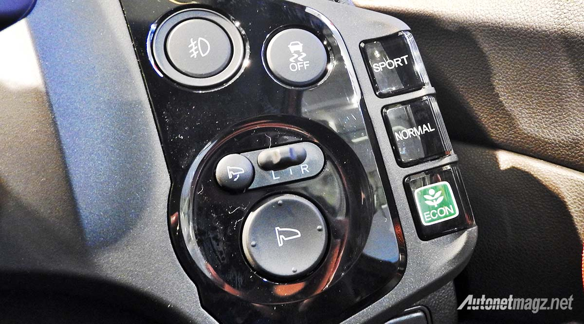 honda cr-z facelift driving mode
