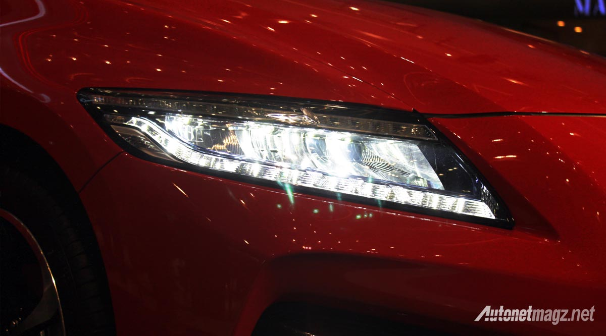honda cr-z facelift front LED