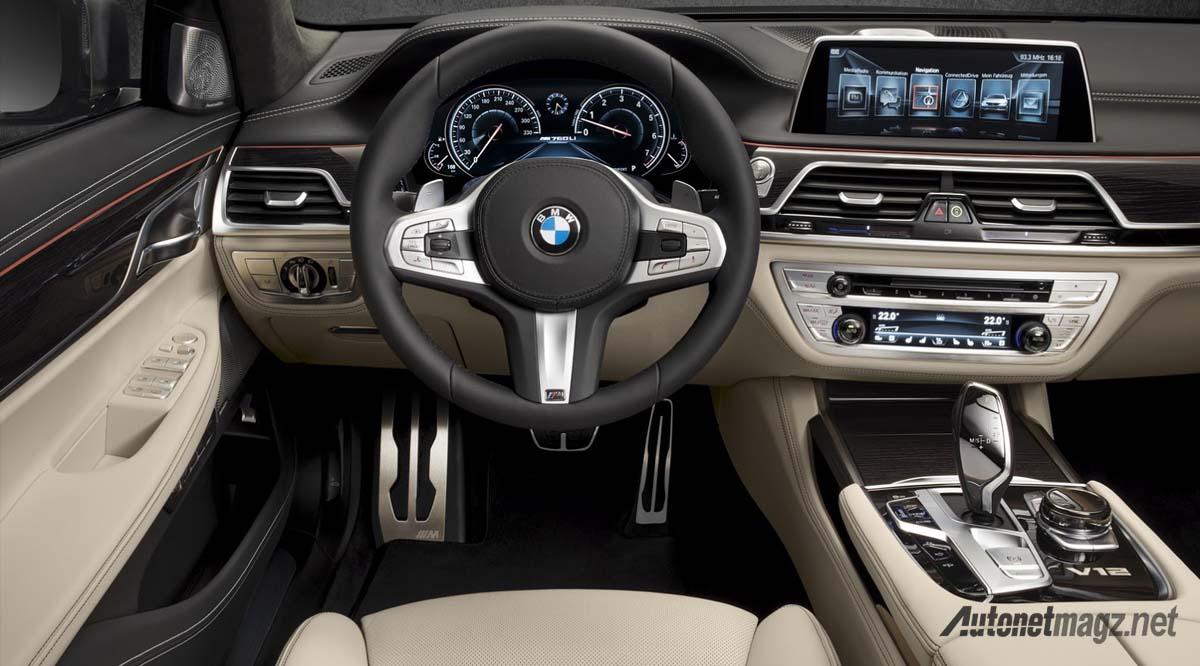 interior BMW M760Li