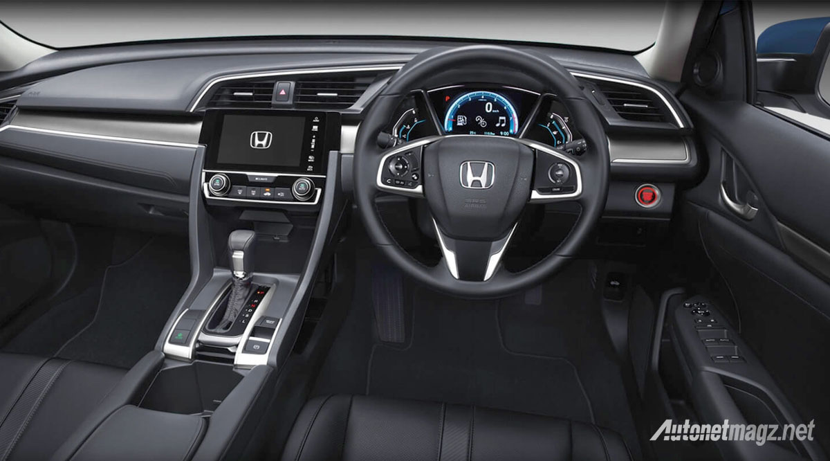interior honda civic 2016 thailand