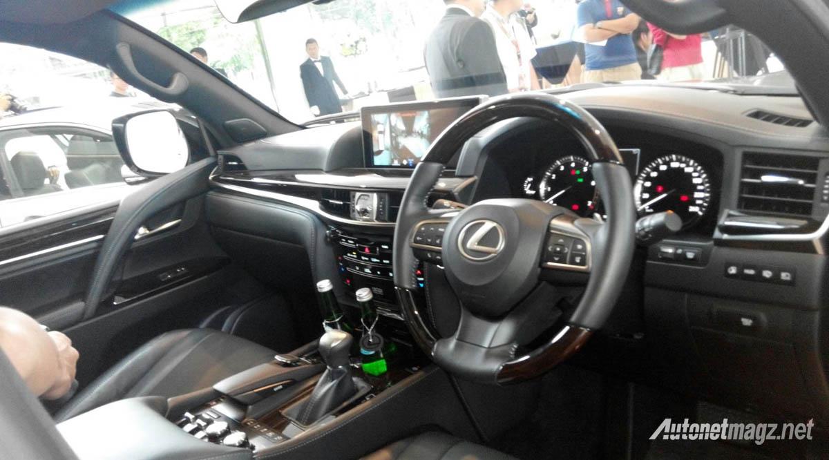 interior lexus lx570