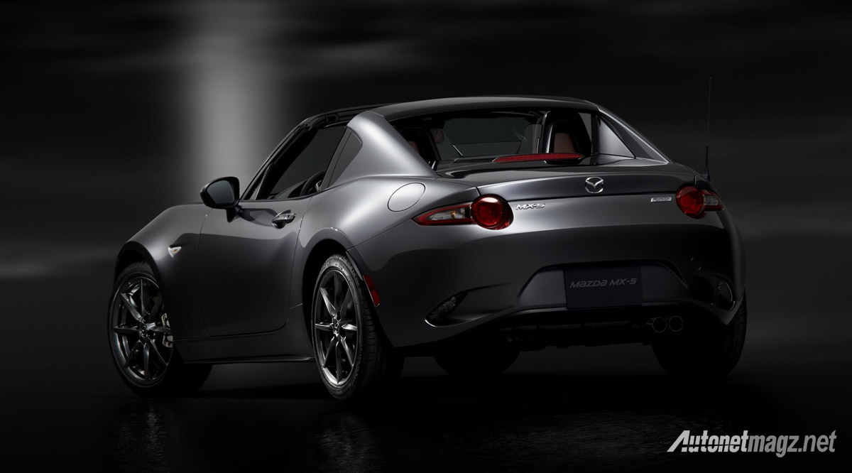 mazda mx5 rf no roof back