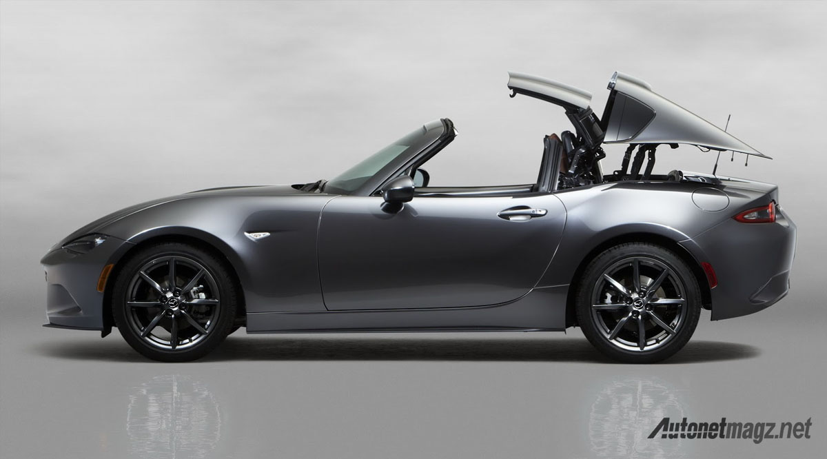 mazda mx5 rf roof operation