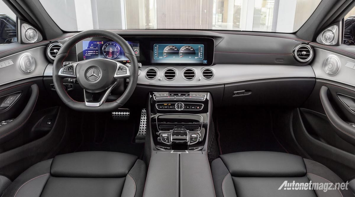 mercedes benz e43 amg interior