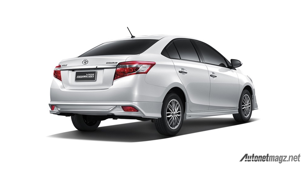 toyota vios facelift exclusive