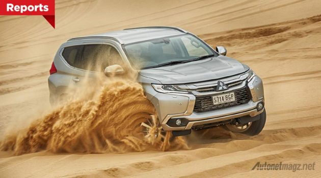 All New Pajero Sport recall Australia