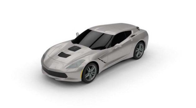 Callaway-corvette-Aerowagen-front