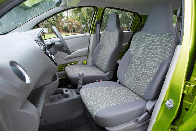 Datsun Redi GO Interior