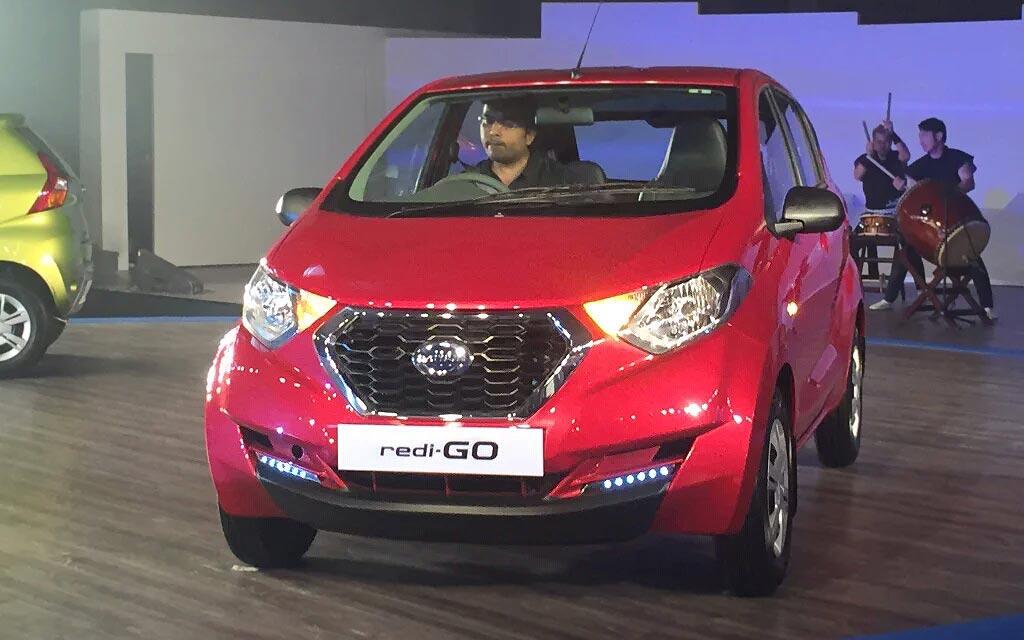 Datsun Redi Go Resmi Meluncur Di India Harga Mulai 50 Juta Saja Autonetmagz