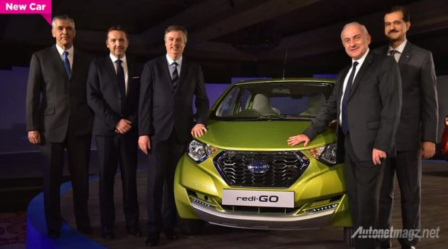 Datsun rediGO launch India and price