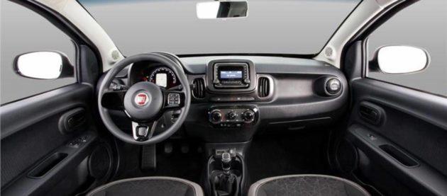 Fiat-Mobi-Interior