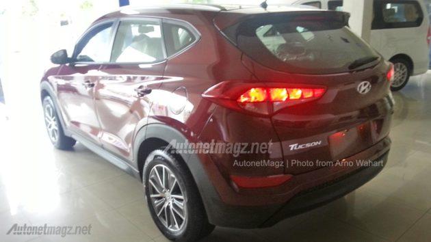 Fitur All New Hyundai Tucson 2016 Indonesia