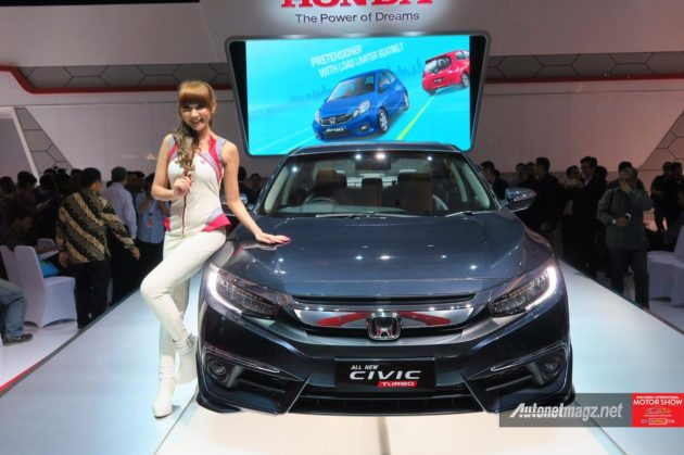 Harga Honda Civic Turbo 2016 Indonesia
