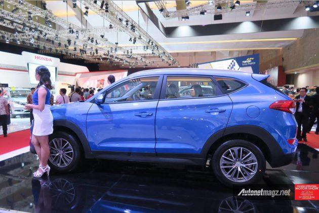 Harga fitur dan spesifikasi All New Hyundai Tucson 2016 Indonesia