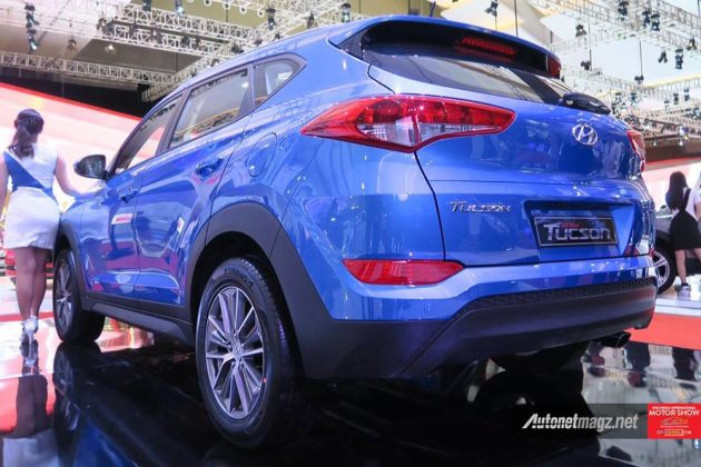 Hyundai Tucson baru 2016 Indonesia