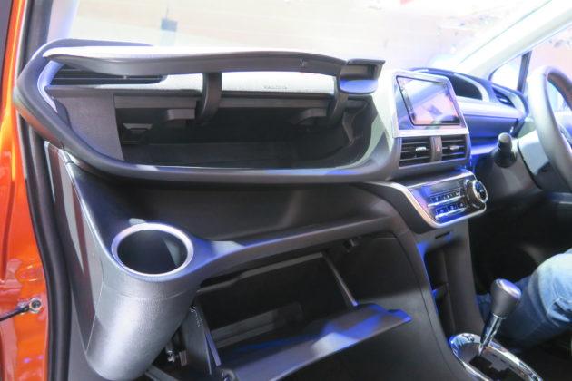 Storage Toyota Sienta