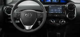 Toyota Etios Facelift Touchscreen Head Unit